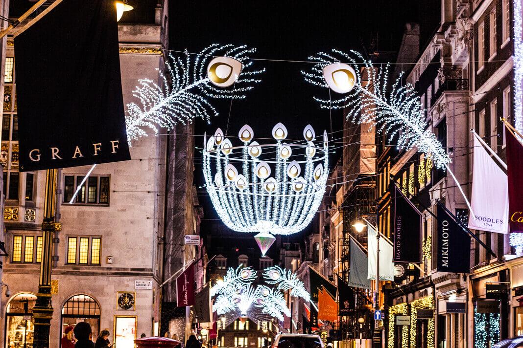 Bond Street Lights