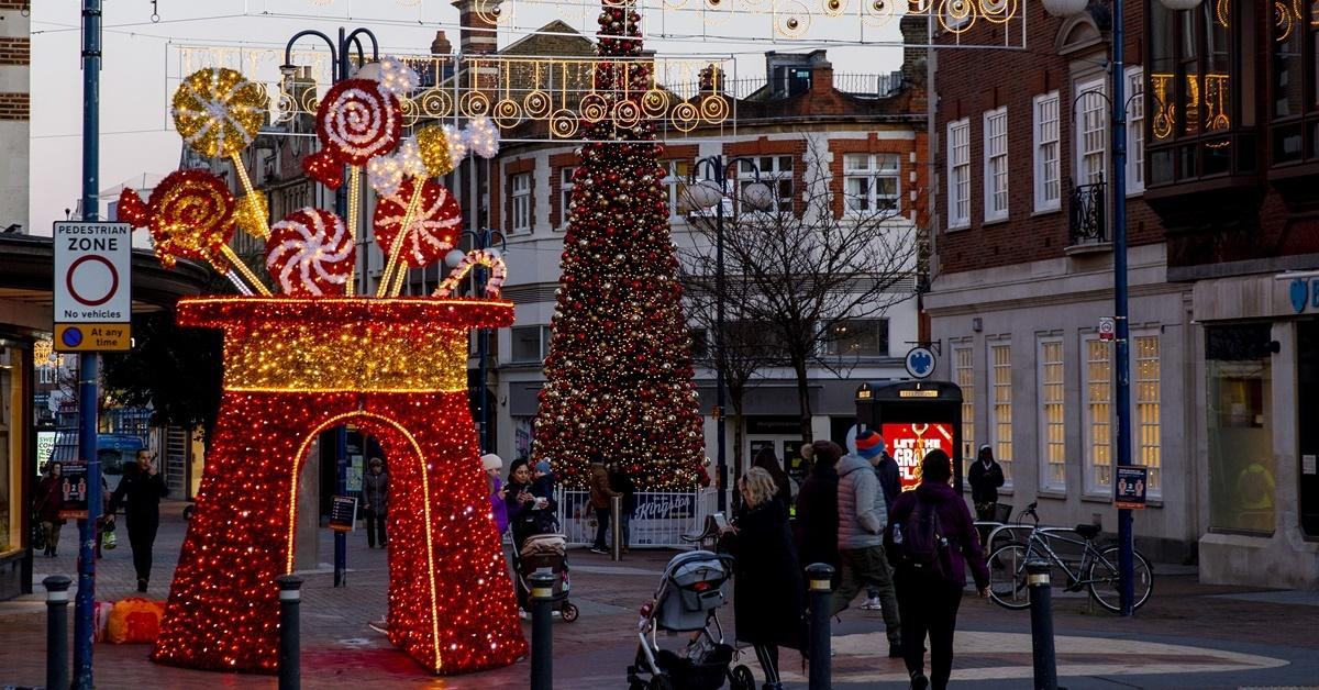 For five years, Field and Lawn supplied the Christmas lights in Kingston.